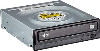 Hitachi-LG GH24NSD5 Grabadora Interno DVD DVD-RW CD-RW ROM Rewriter para escritorio PC o Ordenador Portátil de Escritorio ...