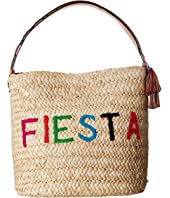 Frances Valentine - Fiesta/Siesta Cornhusk Bag