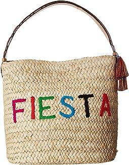 Fiesta/Siesta Cornhusk Bag
