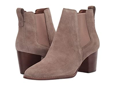 Madewell Regan Boot (Wet Pebble Suede) Women