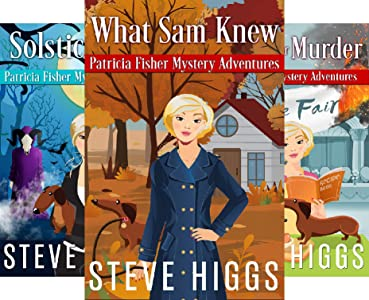 Patricia Fisher Mystery Adventures