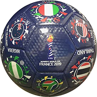 Icon Sports FIFA 2019 Women's World Cup National Orbit Size 5 Soccer Ball