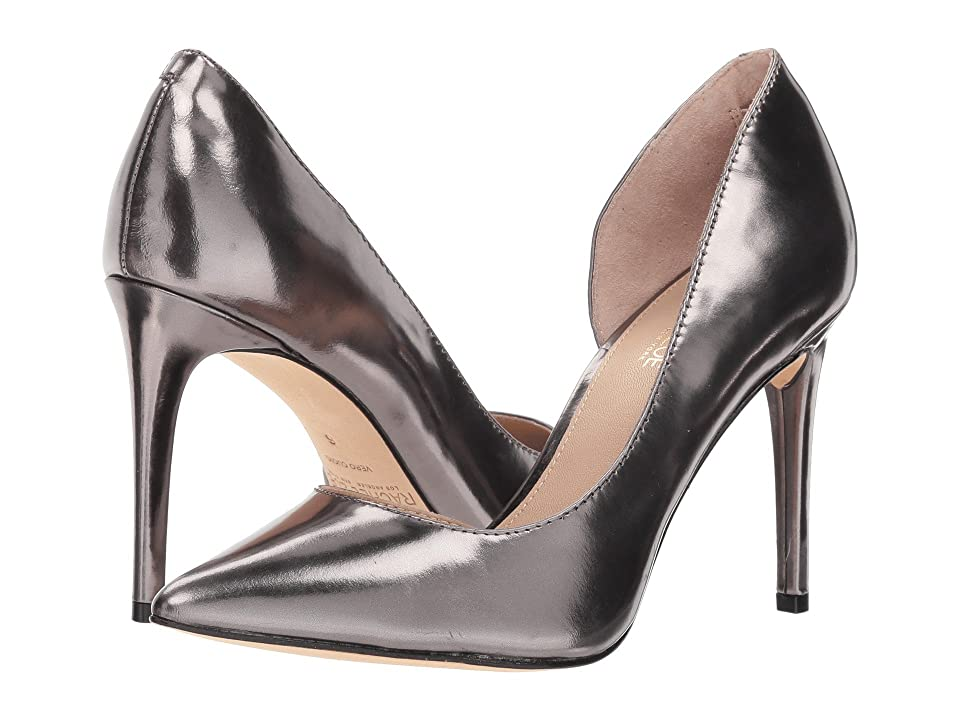 Rachel Zoe London Pump (Gunmetal Specchio) Women