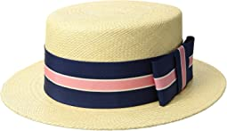 Kentucky Derby Boater Straw Hat