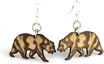 product image for California Bear Earrings