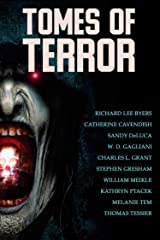 Tomes of Terror: Ten Novels of Horror Kindle Edition