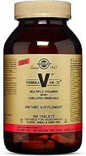 Solgar – Formula VM-75, 180 Tablets