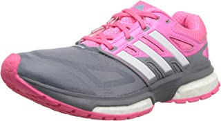 adidas Performance Response Boost Techfit J Running Shoe (Big Kid)
