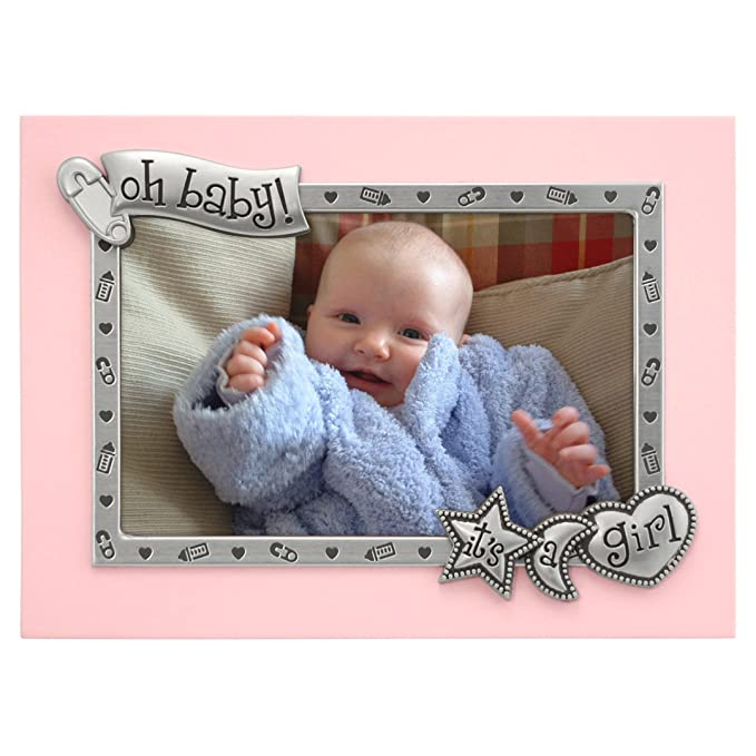 PHOTO FRAME Baby Girl 5x3.5 fan426girl