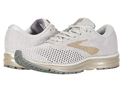 Brooks Revel 2 (White/Champagne) Women