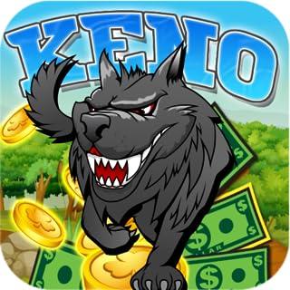Wolf Wallet Keno Free Game for Kindle Fire HD Wolves Attacks Wild Keno Bonus Jackpot Free Casino Games Like Bingo Free