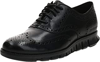 Men's Zerogrand Wing OX Oxford Leather Shoes