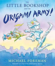 The Little Bookshop and the Origami Army (Origami Girl)