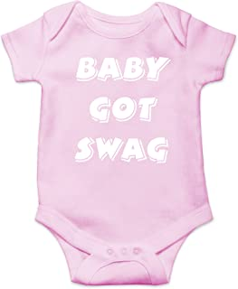 AW Fashion's Baby Got Swag Cute Novelty Funny Infant...
