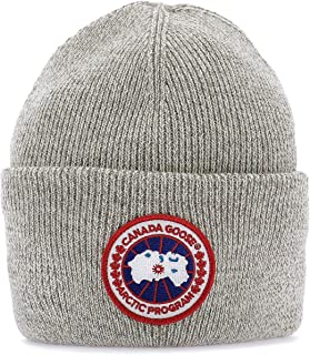 CANADA GOOSE Luxury Fashion Womens 6936L31871 Grey Hat | Fall Winter 19