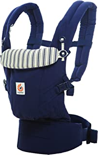 Ergobaby adapt婴儿背带(3.2-20 kg)深蓝色