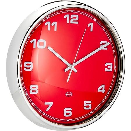 Temperture BNISB Muiti fonction radio-controlled automatique horloge murale humidité