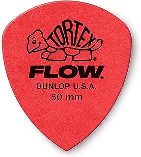 Jim Dunlop Tortex Flow Standard .50mm Guitar Picks (558R.50)