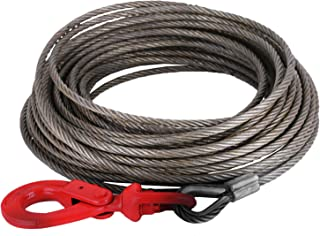 Sinoking 3//8/×85 Jeep SUV. 9.5mm/×26m Synthetic Winch Rope for Truck 18700lb//8500Kg UTV