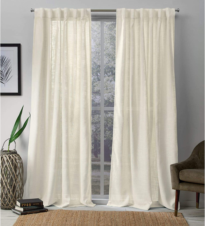 Exclusive お得なキャンペーンを実施中 正規店 Home Curtains EH8275-06-2-84H Bella Tab Hidden Sheer T