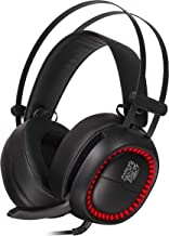 Thermaltake Esports Shock Pro RGB 7.1 - Auriculares de Gaming (Virtual Surround Sound, USB) Color Negro