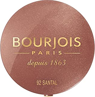 Bourjois, Little Round Pot Blusher. 92 Santal, 2.5 g – 0.08 fl oz