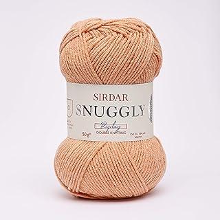 Sirdar Snuggly Replay DK, Full of Beans (109), 50g