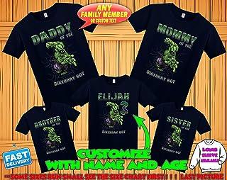 Incredible Hulk birthday shirt, Hulk birthday tshirt, Hulk theme party shirts, hulk family shirts, hulk matching shirts