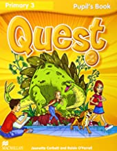 Quest Level 3 New Pupil's Book