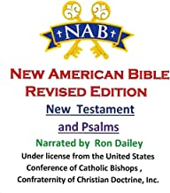 The New American Bible, Revised Edition - New Testament and Psalms