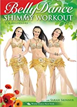The Belly Dance Shimmy Workout, with Sarah Skinner: A bellydance fitness workout, beginner bellydance how-to, emphasis on ...