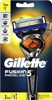 Gillette Fusion ProGlide Manual Flexball Shaving Razor Pack and 1 Blade Refill