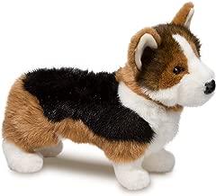 Douglas 2014 16 Inch Long Kirby Tri-Corgi Plush Toy