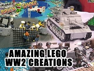 Clip: Amazing LEGO World War 2 Creations