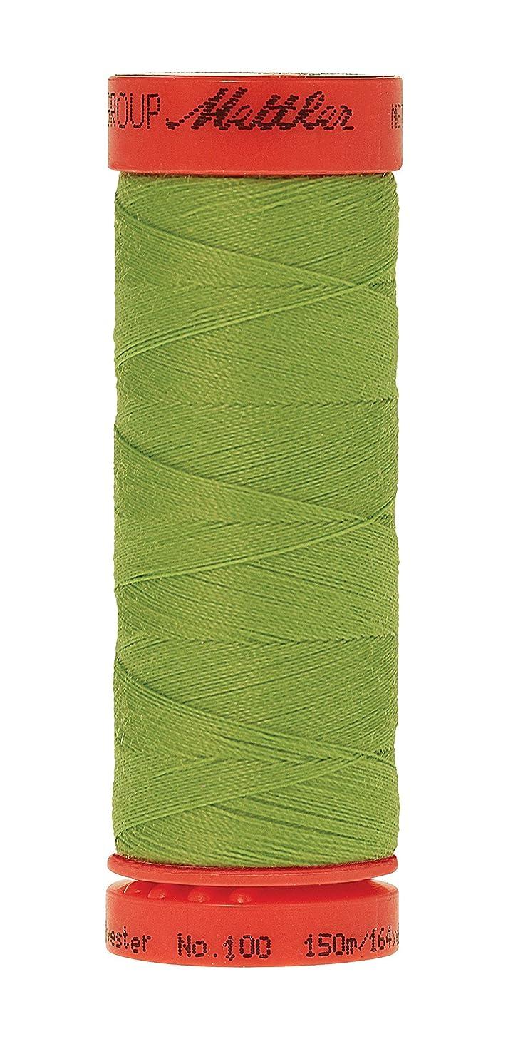 Mettler Metrosene 100% Core Spun Polyester Thread, 165 yd, Erin Green