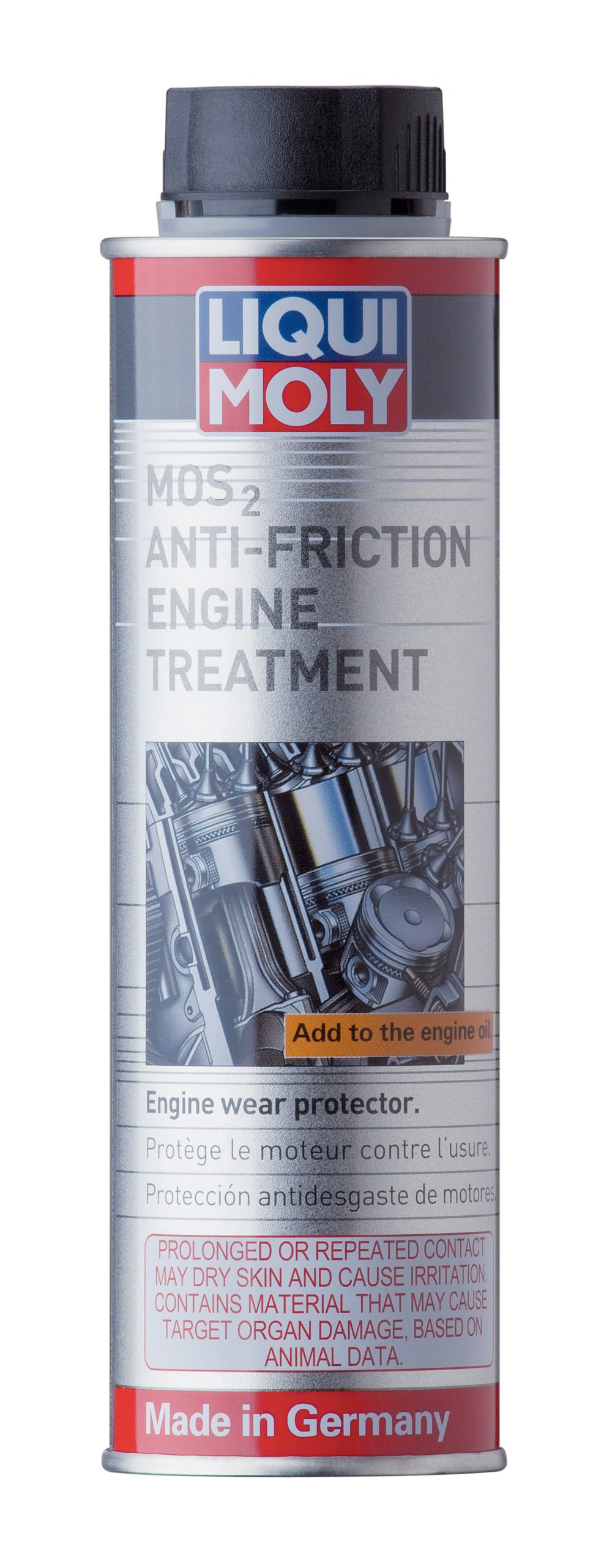 Liqui Moly 2009 Anti Friction Treatment