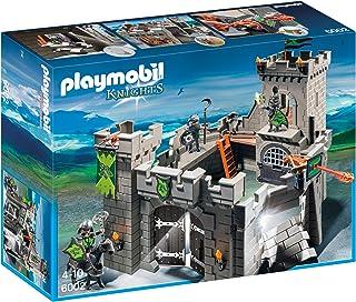 comprar comparacion PLAYMOBIL Caballeros - Playset Fortaleza (6002)