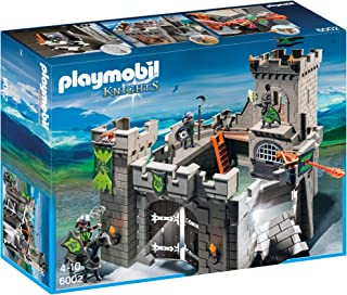 PLAYMOBIL Wolf Knights' Castle Playset Building Kit
