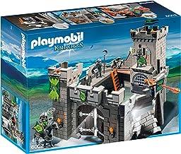 PLAYMOBIL Caballeros - Playset Fortaleza (6002)