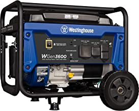 westinghouse generator 2400