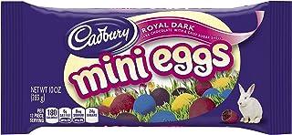 Cadbury Royal Dark Mini Eggs 10 Oz Pack of 2
