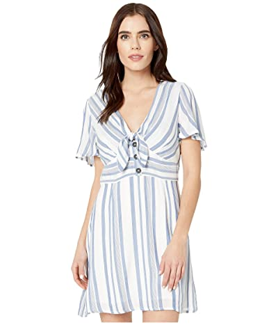 LOST + WANDER Laguna Fever Mini Dress