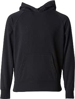 Global Blank Youth Hooded Long-Sleeve Hoodie Sweat-Shirt Unisex Kids 2T-16 Years