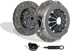 Clutch Kit Works With Scion Xa Xb Toyota Echo Yaris Base L Le Premium Se Core S Ce 2000-2012 1.5L l4 GAS DOHC Naturally Aspirated (Vin 1Nzfe C50; Vin 1Nzfe C150)