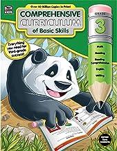 Comprehensive Curriculum of Basic Skills Workbook   3rd Grade, 544pgs PDF