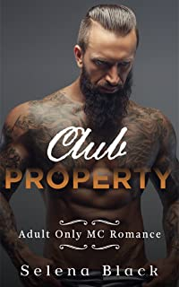 Club Property: Adults Only Motorcycle Club Romance: Roadrunners MC