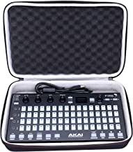 LTGEM EVA Hard Case for Akai Professional Fire | FL Studio Performance Controller with Plug-And-Play USB Connectivity