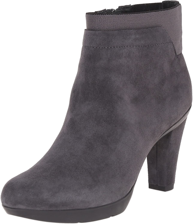 Geox Women's D Inspiration Stiv E High Heel Ankle Boot