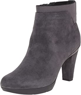 Geox Women's Inspiration Suede Bootie Boot