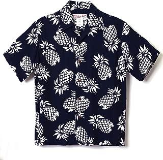 HULA KEIKI (フラケイキ) アロハシャツ【パイナップル】HK-19001 / NAVY